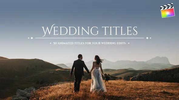 final cut pro wedding templates free download