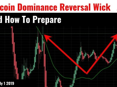 Bitcoin Dominance Reversal Wick And How To Prepare Your Altcoins | July 1 2019