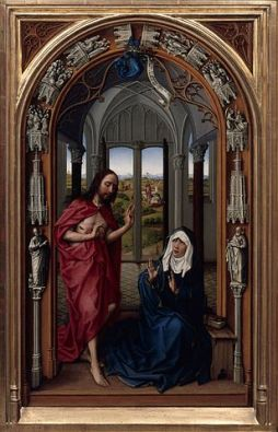 308px-Rogier_van_der_Weyden_-_The_Altar_of_Our_Lady_(Miraflores_Altar)_-_Google_Art_Project_(right_panel_without_frame)
