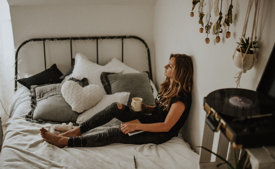 IntrovertDear.com busy working on self