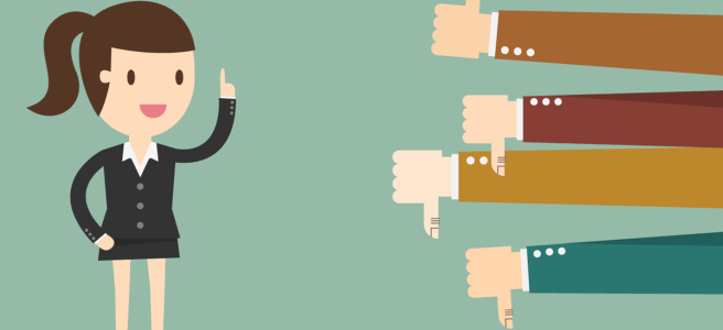 Don't Play the Victim: Using Criticism to Jump Start Your Career
