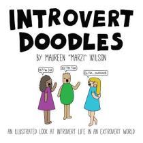 Introvert Doodles - Maureen Marzi Wilson