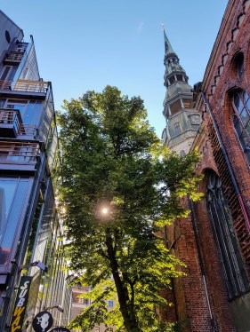 Riga  Introvert travel