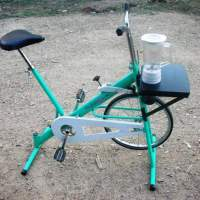 Pedal Powered Blender - DIY