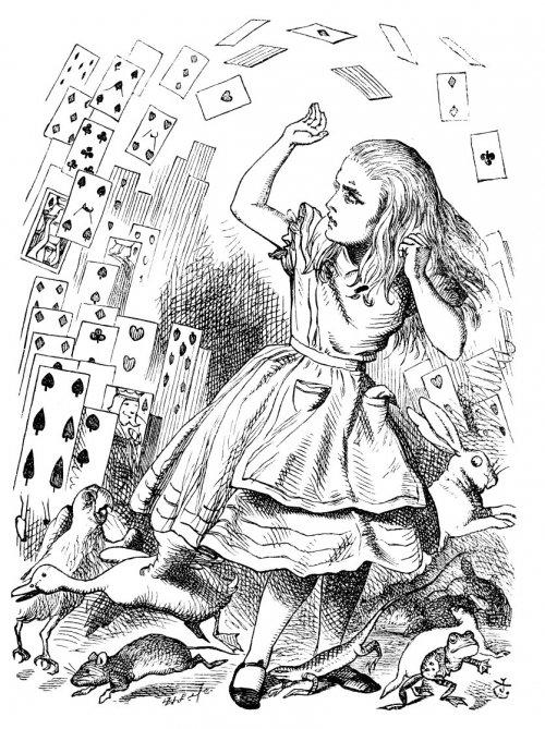 Um bibliotecário chamado Lewis Carroll  (2/6)