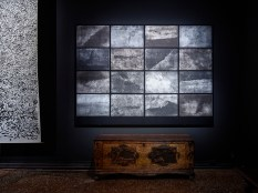 Installation view Elena Mazzi©JPGabriel