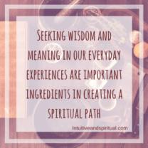 spiritually independent