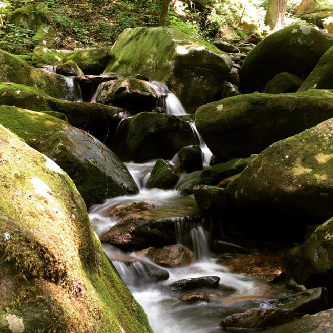 hiking and mindfulness