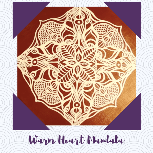 Warm Heart – Video and Mandala Giveaway