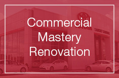 Commercial Mastery Renovation