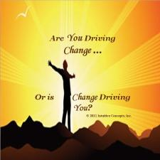 Are You Driving Change?