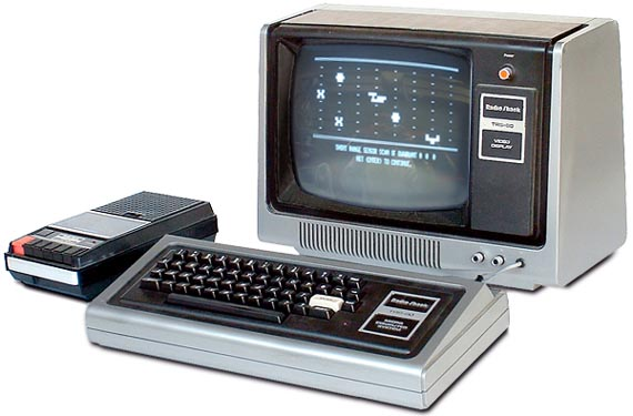 trs-80 radio shack personal computer