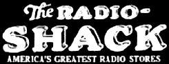 original 1921 radio shack logo