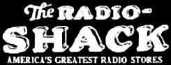 original 1921 radio shack logo