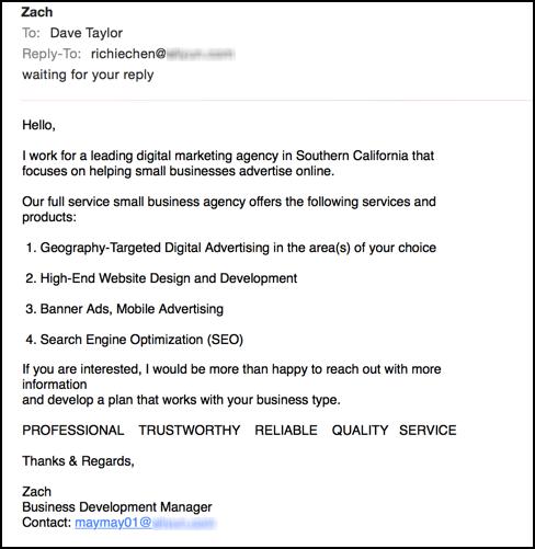failed email marketing seo marketing