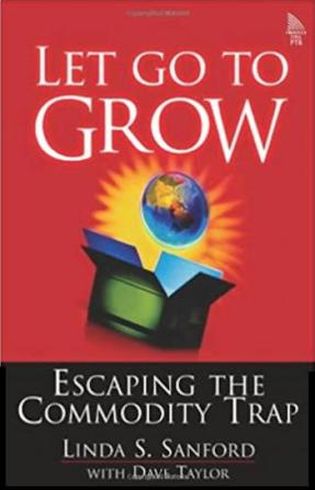 let go to grow book cover