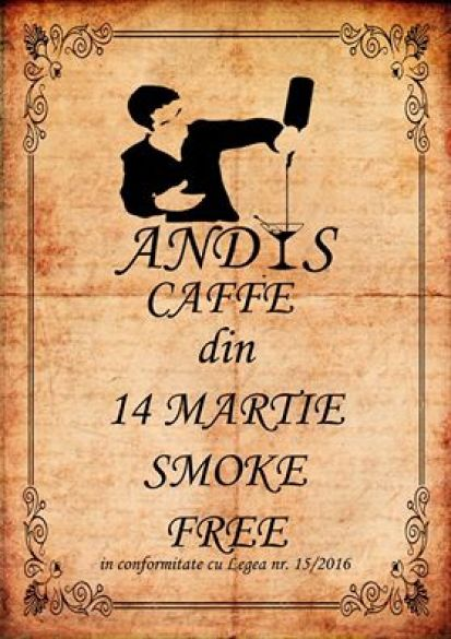 andy caffe