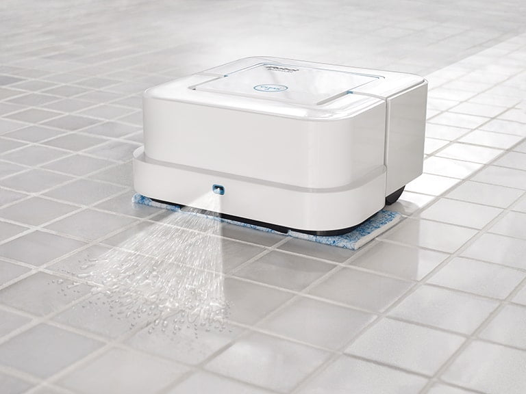iRobot B240 Bathroom Tile