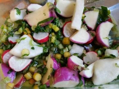 超簡単野菜レシピ