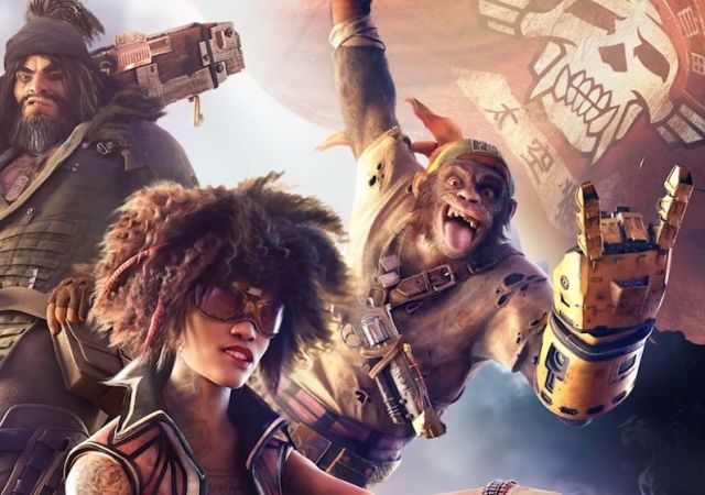 Beyond Good And Evil 2 Space Monkey