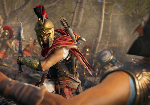 Alexios Assassin's Creed Odyssey