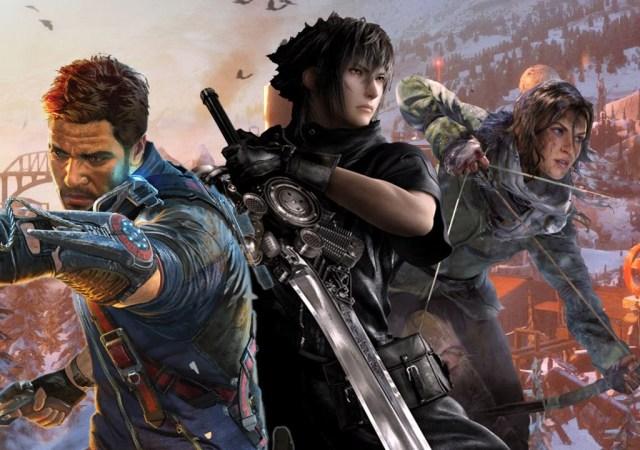 Square Enix E3 livestream