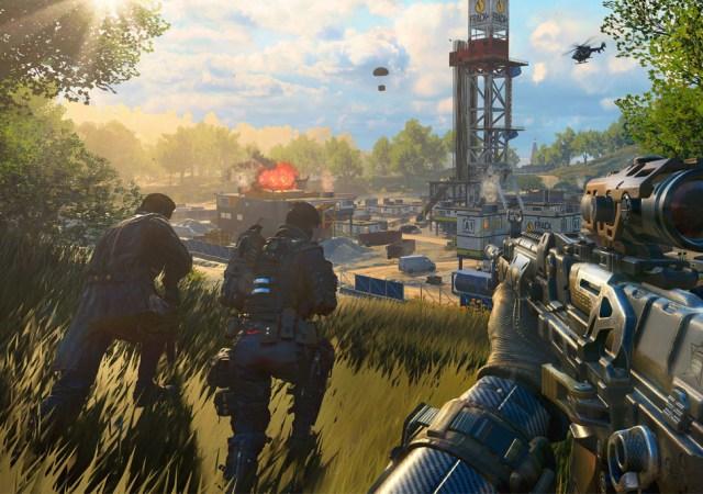 Black ops 4 guns tower co-op