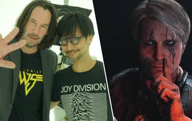 Kojima death stranding 2