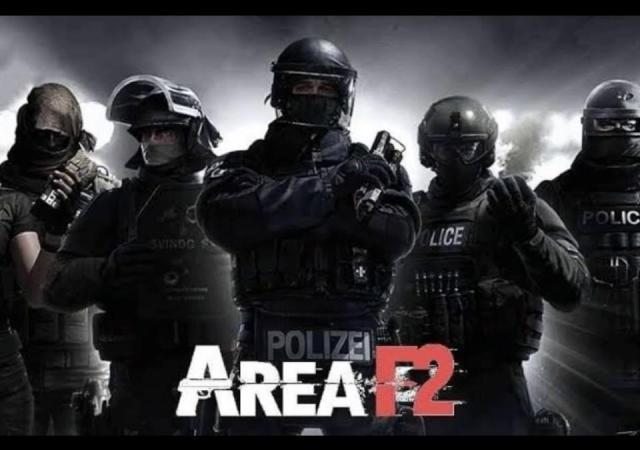 Area F2 rainbox Six Siege