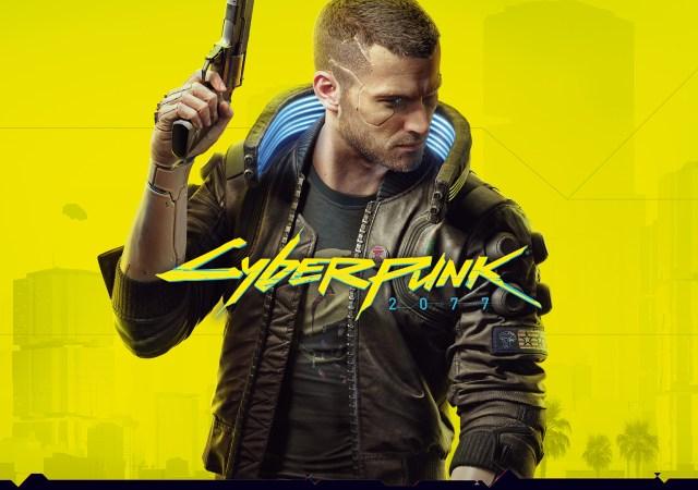 cyberpunk 2077 keyart