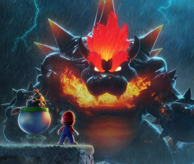 Bowsers fury 1
