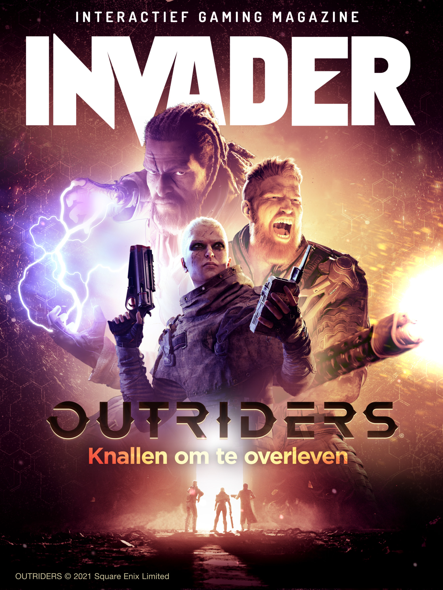 Invader81 Outriders iPad 0 00 17 23
