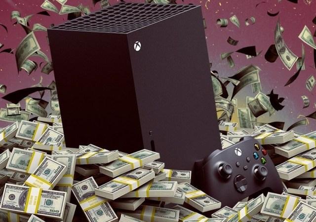 Xbox profit
