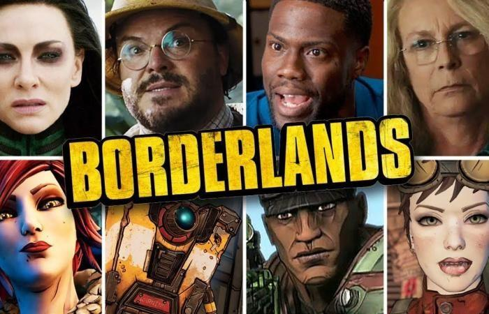 borderlands cast