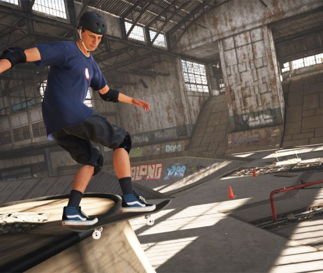 Tony Hawks Pro Skater Switch