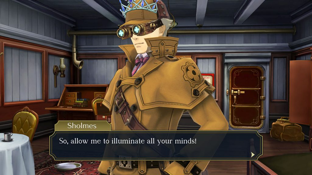 the great ace attorney chronicles 3