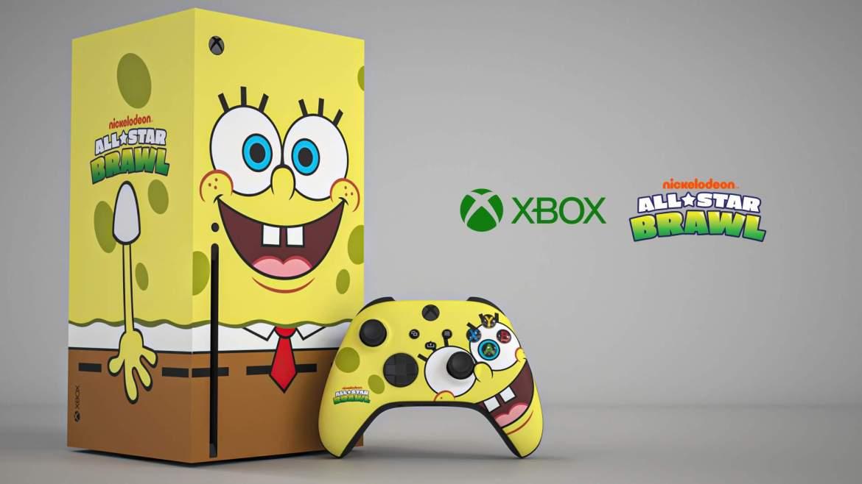 Sponge Bob render