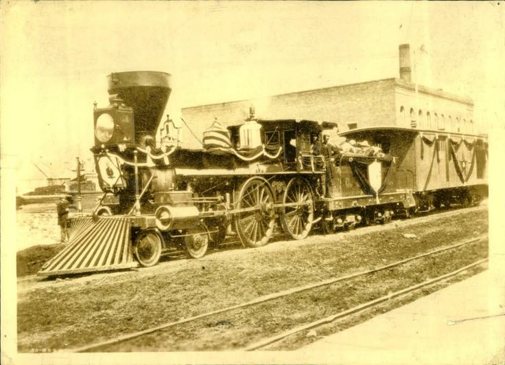 Lincoln Funeral Train Invalid Corps