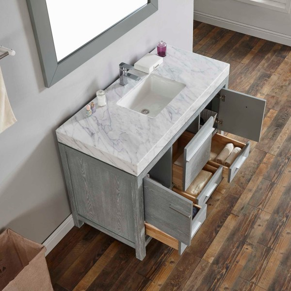 tiny vanity small white bathroom cabinet in riverside county