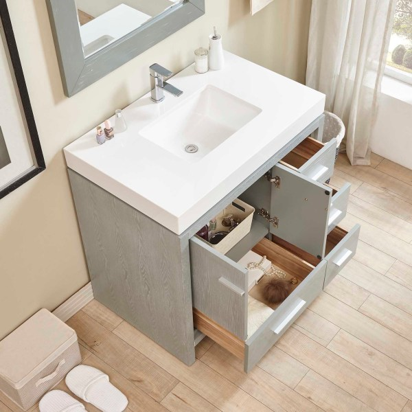 bathroom drawers 36 vanity single vanity riverside county