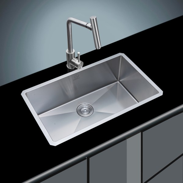 kitchen counter stainless steel sink with beer tap nozzle rubidoux, ca