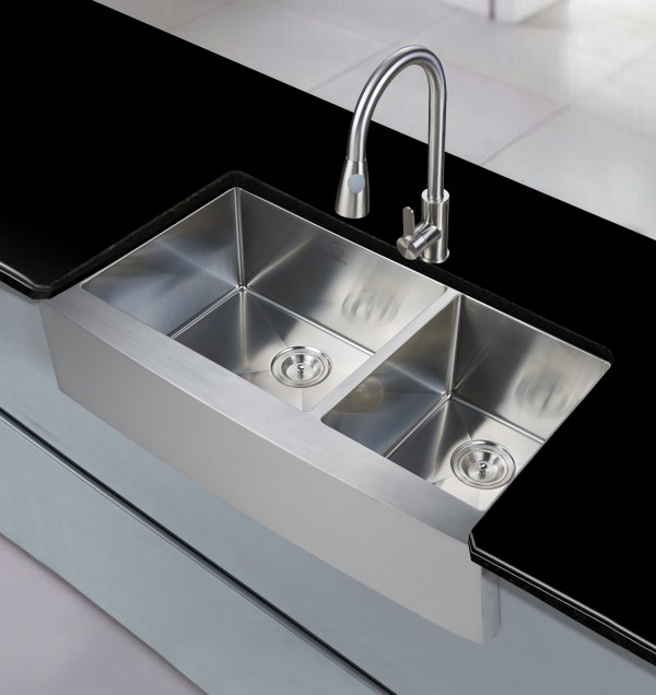 stainless steel double sink inland empire and the surrounding areas