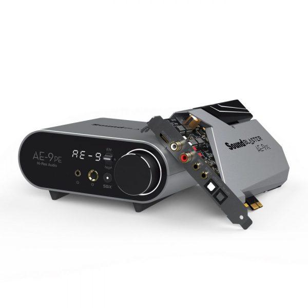 Creative Sound Blaster AE-9 PE - INVASION Labs - мощные ...
