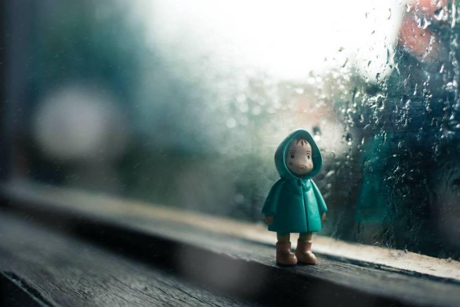 Când afară plouă, plouă