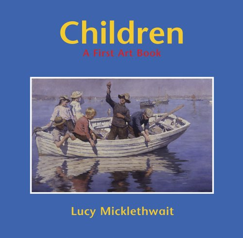 Children A First Art Book