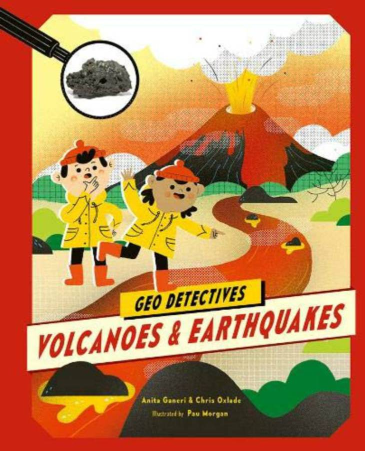 Volcanoes&Earthquakes