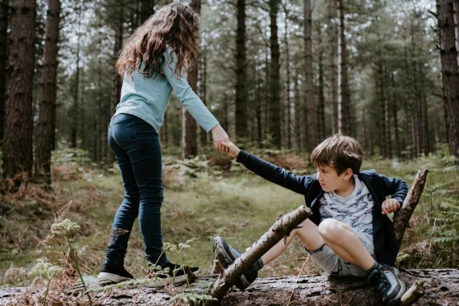 Conflictul dintre fraţi şi frica părinţilor