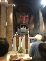 Da REGGIO EMILIA dalla veglia per il superamento dell'omofobia e di ogni discriminazione del 14 maggio 2017 nella parrocchia della Regina Pacis
