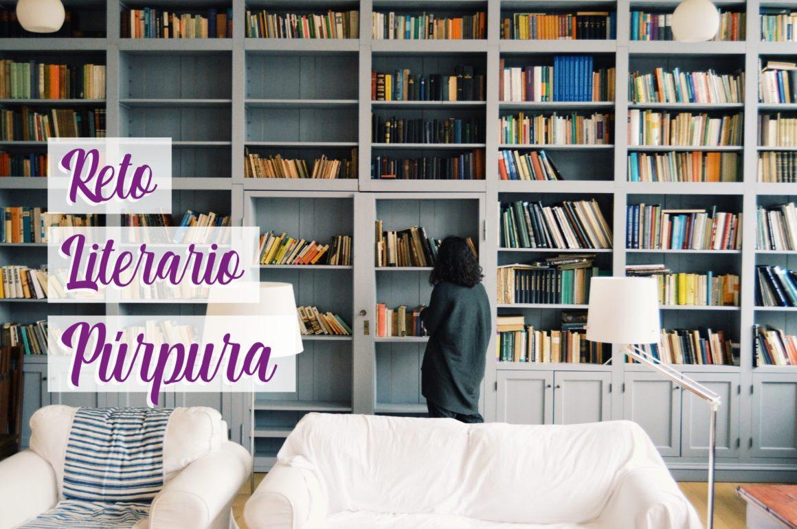 Reto literario Púrpura