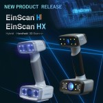 NEW PRODUCT:  EINSCAN HX